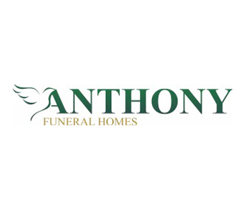 anthony funeral logo